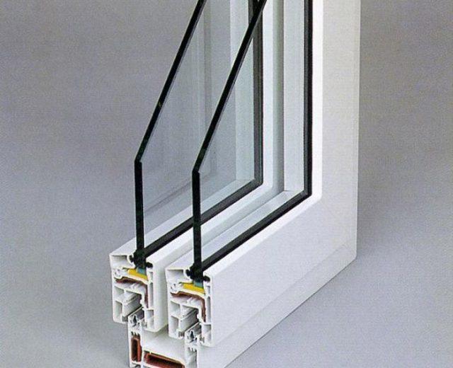 مزیت شیشه دوجداره